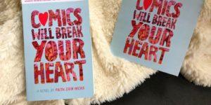 Комікси розіб'ють ваше серце